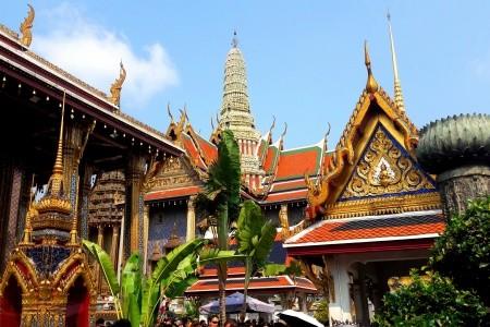 Východní Thajsko - Isán - Bangkok na podzim - Thajsko