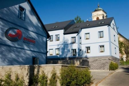 Centrum Stone - Vrbno Pod Pradědem, Česká republika, Jeseníky