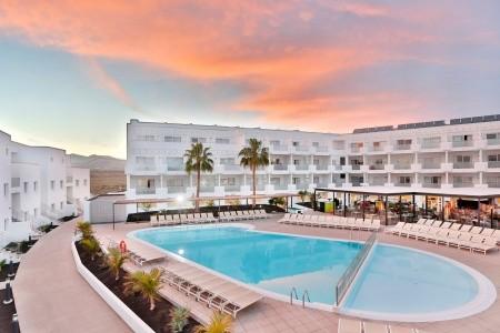Hotel Aequora Lanzarote Suites - Lanzarote v červenci - Kanárské ostrovy