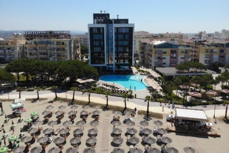 Supreme Hotel & Spa - letecky all inclusive