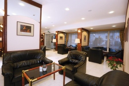 Danubius Hotel Rába City Center: Rekreační Pobyt 5 Nocí
