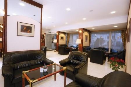 Danubius Hotel Rába City Center: Rekreační Pobyt 6 Nocí