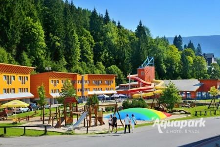 Aquapark Špindlerův Mlýn, Česká republika, Krkonoše