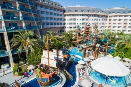 Long Beach Resort Hotel And Spa, Turecko, Turecká riviéra