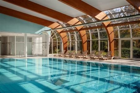 Spa Resort Sanssouci - Karlovy Vary - Ubytování Spa Resort Sanssouci: Energie 4 Noci