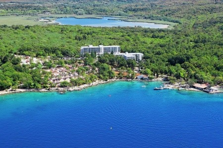 Hotel Beli Kamik Njivice - Krk - Chorvatsko