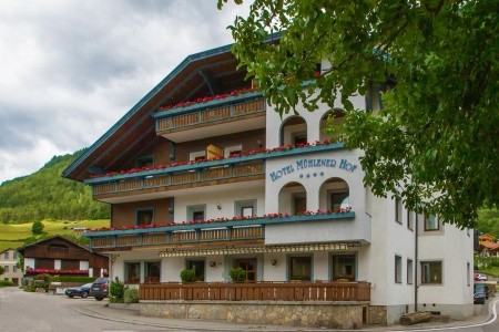 Hotel Mühlenerhof S Bazénem 4* Léto - Jižní Tyrolsko 2021/2022 | Dovolená Jižní Tyrolsko 2021/2022
