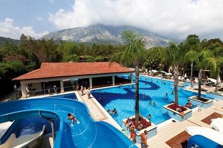 Champion Holiday Village - Rodinný Pokoj, Turecko, Kemer