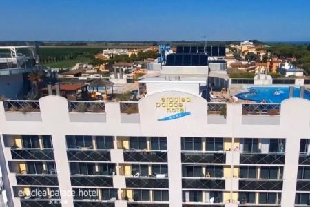 Eraclea Palace Hotel: Pobyt V Rodinných Apartmánech 7 Nocí - S dětmi