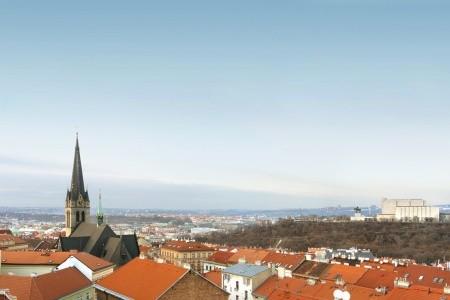 Hotel Theatrino: Rekreační Pobyt 5 Nocí - Ubytování Praha 2021