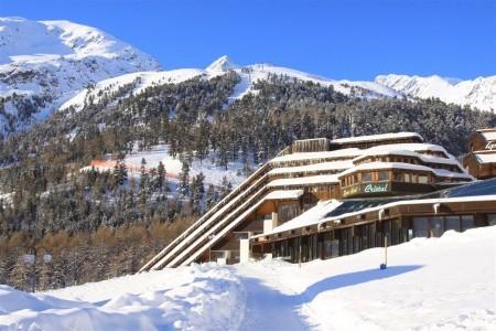 Blu Hotel Senales: Zirm-Cristal**** - Zima 2020/21, Itálie, Jižní Tyrolsko
