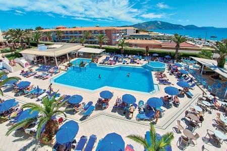 Hotel Poseidon, Hotel Zante Park Resort And Spa - letní dovolená u moře