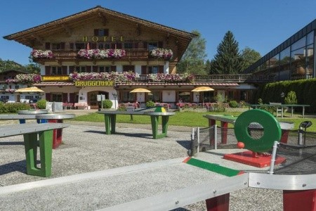 Bruggerhof - Camping, Restaurant, Hotel - Kitzbühel / Mittersill - First Minute