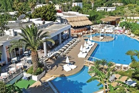 Hotel Palm Beach, Řecko, Kos
