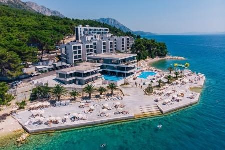 Morenia All Inclusive Resort Podaca, Chorvatsko, Makarská riviéra