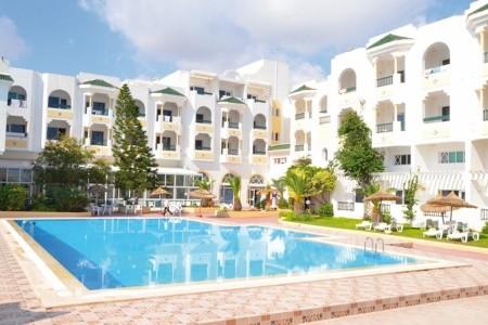 Topkapi Beach - Tunisko - Last Minute - levně