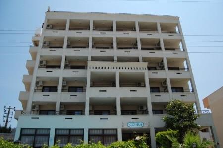 Hotel Cidihan - Kusadasi - Turecko