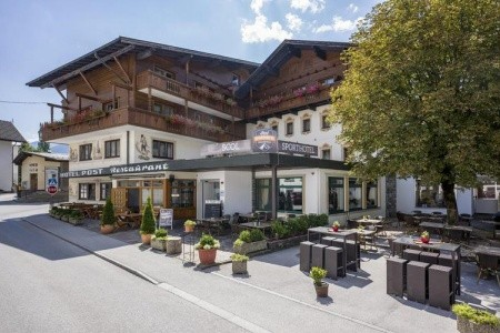Scol Sporthotel Zillertal - Rakousko s plnou penzí