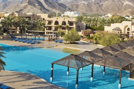 Miramar Al Aquah Beach Resort Fujairah, Spojené arabské emiráty, Fujairah