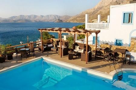 Aparthotel Kalymnos Village - Kalymnos - Řecko