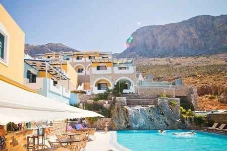 Hotel Elena Village - Kalymnos - Řecko