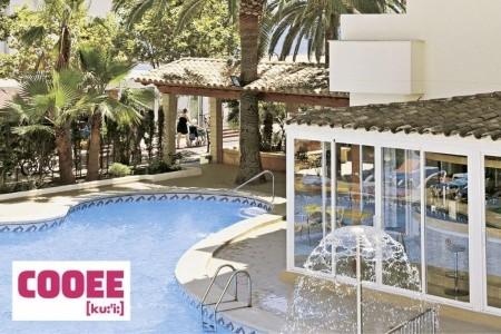Cooee Cap De Mar Apartmentos - Španělsko - apartmány