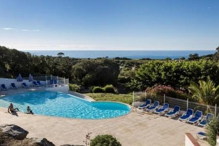 Résidence Odalys Les Hameaux De Capra Scorsa - Francie v květnu - dovolená