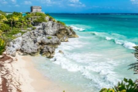 Mexiko: Objevte dokonalé pláže i stopy mayské civilizace