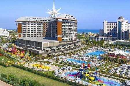 Hotel Royal Seginus, Turecko, Antalya