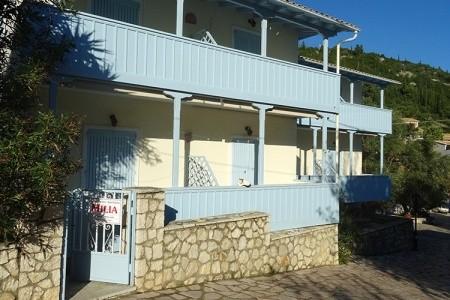 Apartmánový Dům Villa Milia, Řecko, Lefkada