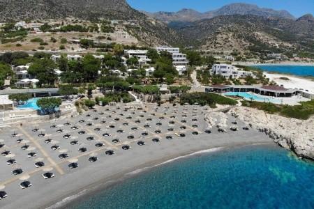 Kakkos Bay, Řecko, Kréta