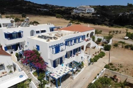 Pelagia Beach, Řecko, Kythira