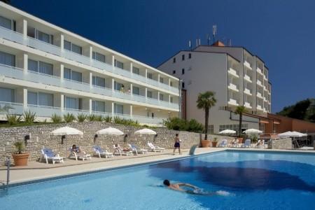 Hotel Allegro, Chorvatsko, Istrie