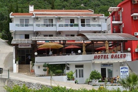 Hotel A Depandance Galeb