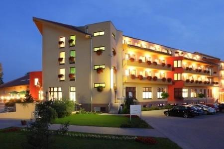 Wellness Hotel Patince - Jižní Slovensko - luxusní dovolená