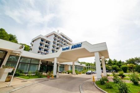 Hotel Albatros - v srpnu