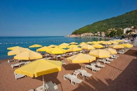 Hotel Rivijera - Černá Hora s polopenzí v říjnu