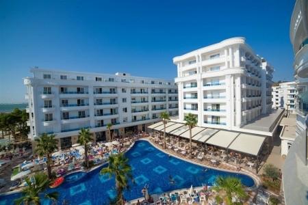 Hotel Grand Blue Fafa Resort, Albánie, Albánská riviéra