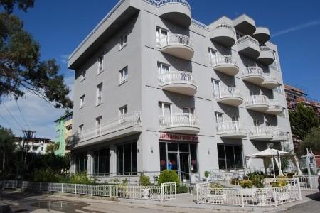 Hotel Marika - Albánie v červnu