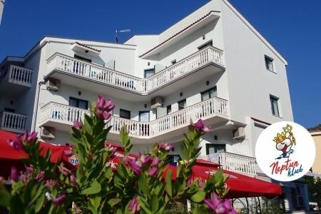 Aparthotel Triton, Chorvatsko, Makarská riviéra