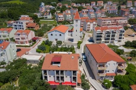 Villa Čale, Ulica Obala, Promajna, Chorvatsko, Chorvatsko, Střední Dalmácie