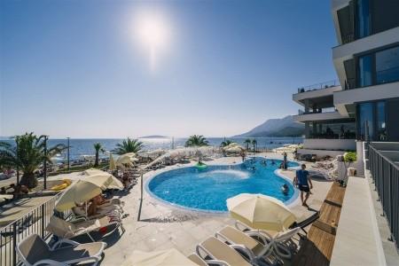 Morenia All Inclusive Resort, Chorvatsko, Makarská riviéra