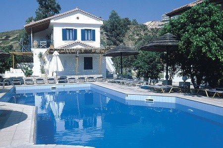 Aparthotel Posidonio, Řecko, Samos