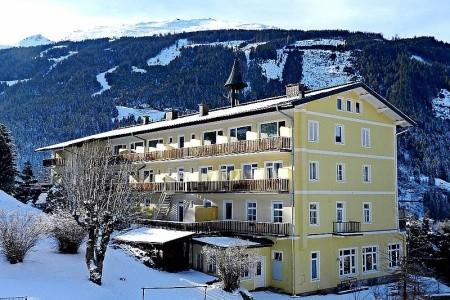 Hotel Helenenburg V Bad Gasteinu