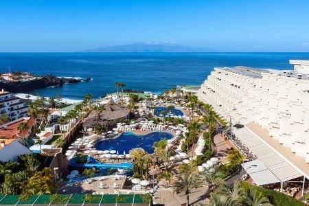 Hotel Landmar Playa La Arena, Kanárské ostrovy, Tenerife