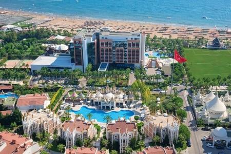 Hotel Kamelya Selin - v červnu
