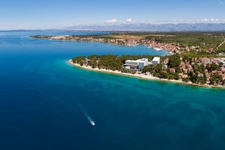 Hotel Pinija ****, Chorvatsko, Severní Dalmácie