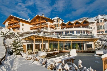 Hotel Bacherhof - Dolomity Superski - Itálie