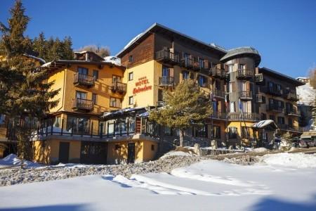 Hotel Belvedere Di - Itálie v lednu