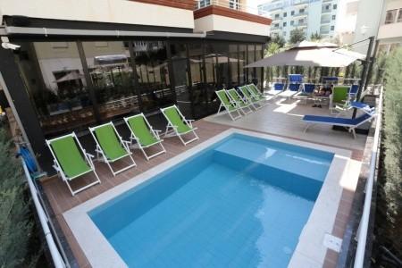 Hotel Alvin Comfort, Albánie, Albánská riviéra